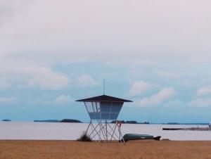 Nallikari ja Oulun kansainvälisin bistro
