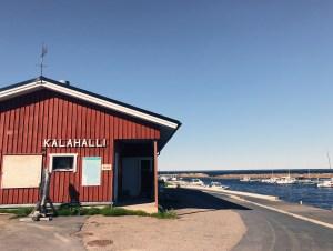 Legendaarinen Hailuotolaiva ja Lumijoen Varjakan viehättävät merimaisemat