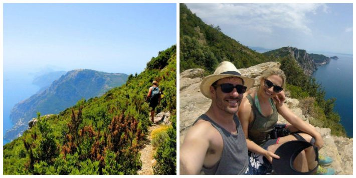 Hiking-Italy