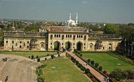 Bara Imambara Second Gateway   Image Resource : wikipedia.org