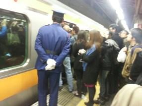 Second last train