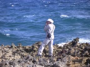 Curacao's Shete Boka National Park's Rugged Shoreline