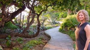 Oceanfront walkway at  Kura Hulanda Lodge & Beach Club, Curacao