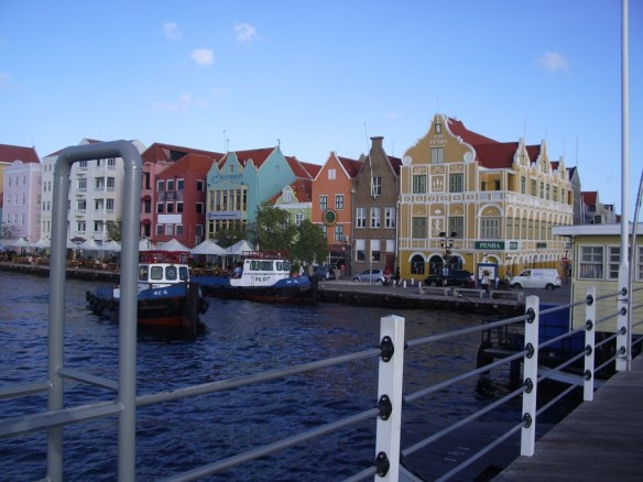 7-great-reasons-to-choose-a-curacao-vacation-Old town Willemstad -an UNESCO World Heritage Site