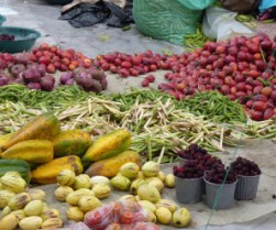 International Travel - Try some of the local foods