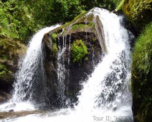 Peguche Waterfall - Ibarra