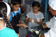 Cheese Making near Atahualpa - Cotacachi, Papallacta, Atahualpa