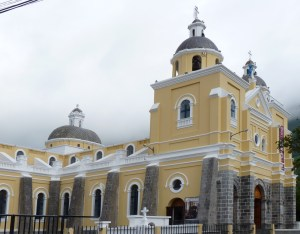 Church in Atahualpa - Cotacachi, Papallacta, Atahualpa