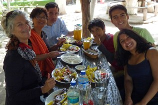 dining-trout-san-isidro -Cotacachi, Papallacta, Atahualpa