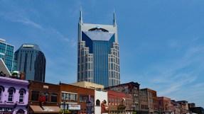 Nashville ATT Batman building