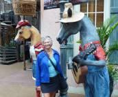 Nashville Gaylord Opryland Resort shopping