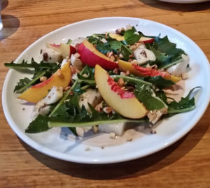 Nashville Top Picks - Rolf and Daughters dandelion salad