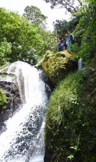 water-fall-cascada-2- Cotacachi, Papallacta, Atahualpa