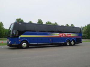 Canadian Bus Trip Starr Tours