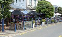 Restaurants and bars in Akaroa New Zealand