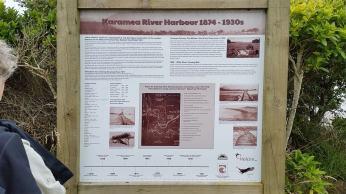 History of the Karamea Harbour