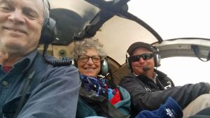Helicopter ride to the Franz Josef Glacier