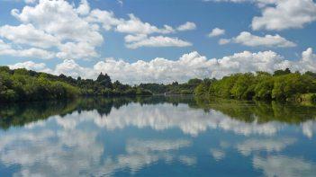Waikato River to Huka Falls