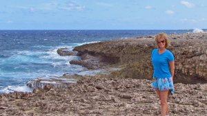 Shete Boka National Park in Curacao