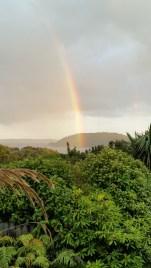 Stewart Island rainbow