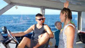 Tutukaka - Dive! Tutukaka - Talking with Captain Josh