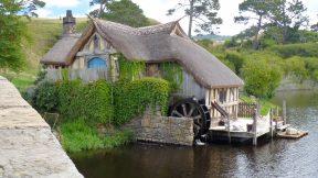 Hobbiton - The mill