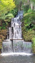 Taranaki New Plymouth Pukekura Park waterfall