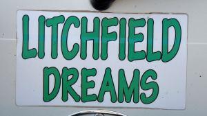 Litchfield Dreams tour bus to Litchfield National Park, Northern Territory, AU