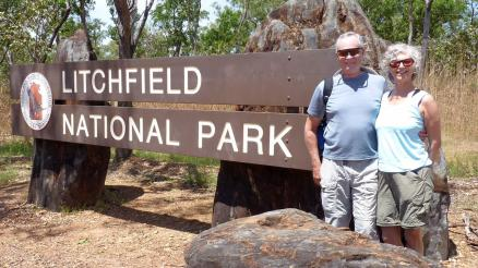 Litchfield National Park, Northern Territory, AU