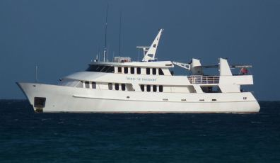 MV Spirit of Freedom dive boat