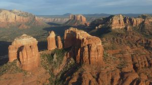 Sedona's amazing red sandstone formations