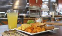Complimentary full hot breakfast buffet at GreenTree Inn