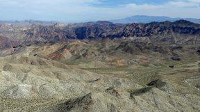 Colorado plateau Lake Mead area