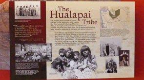Haulapai Tribe history