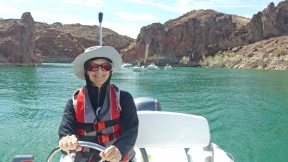 Rubba Duck Safari - Drive your own Rubba Duck rigid inflatable boat and explore beautiful Lake Havasu.
