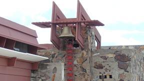 Taliesin West - Bell tower