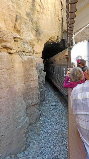 Tunnel Verde Canyon Railroad