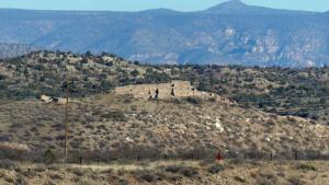 Tuzigoot Verde Valley Arizona