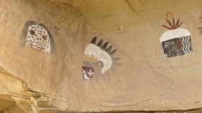 Zuni Pictographs