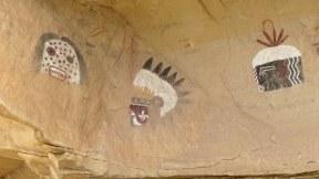 Zuni Pictographs