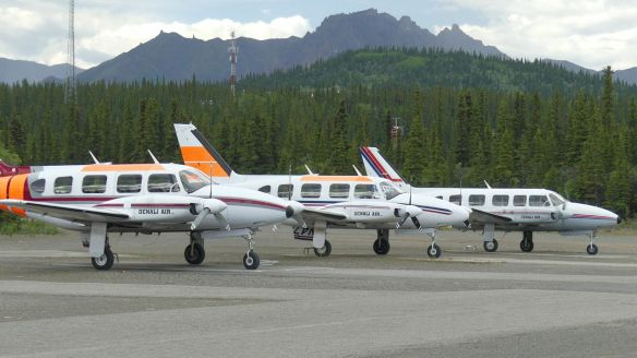 Denali airplane fleet