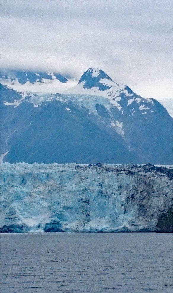 Terminus of Meares Glacier