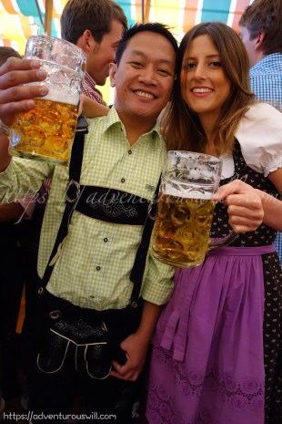 With our Oktoberfest clothing