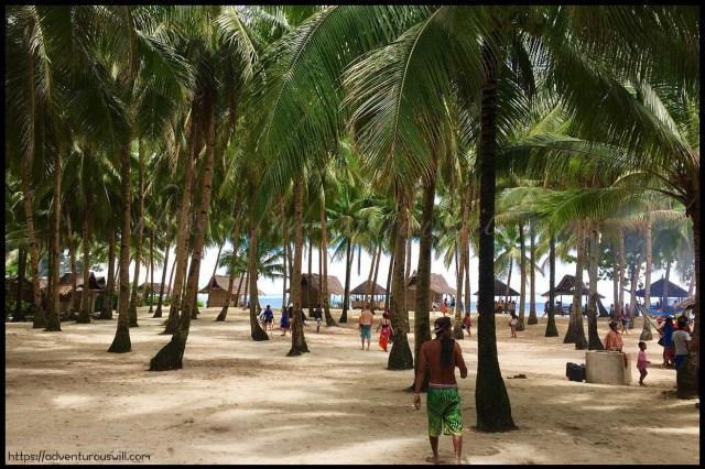 Exploring Daku Island