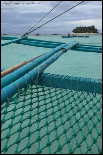Siargao Island-hopping: Guyam Island