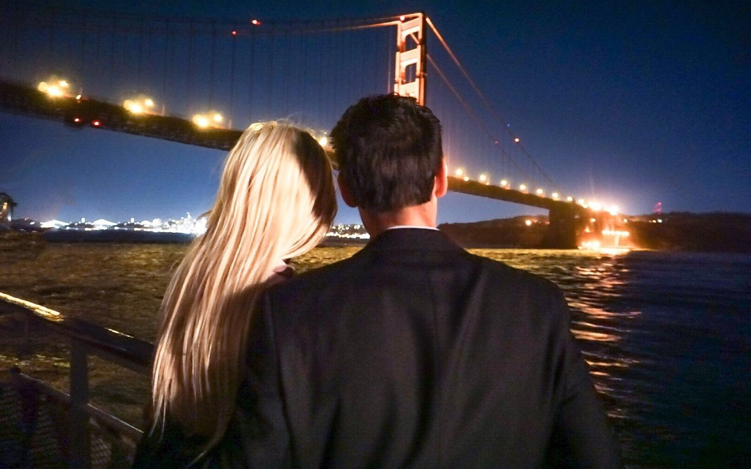 San Francisco, The City of Love: 6 Romantic Reasons Couples Must Visit!