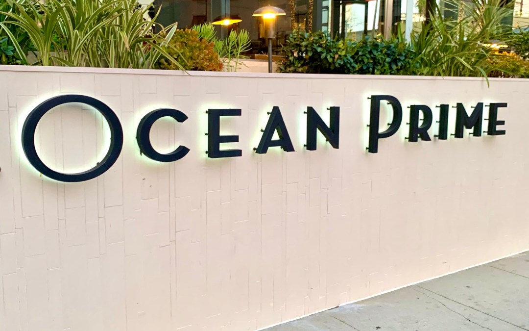 Exceptional Dining at Ocean Prime, Beverly Hills.
