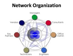 Network Organizational Structure: Examples, Definition