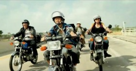 "Taiwan's TC Bank television commercial ""Dream Rangers"": Elderly men riding motorcycles."