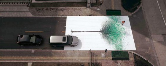 Green Pedestrian Crossing (China Environmental Protection Fund) - 2